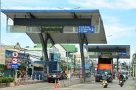 Thi công trạm thu phí 2A, huyện Vĩnh Cửu, Biên Hòa, Đồng Nai