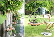 Thiết kế vườn treo tuyệt đẹp tô điểm căn nhà