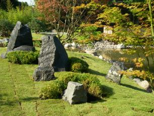 How to create a Japanese garden in under 3 minutes?